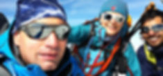 Gipfel Alphubel