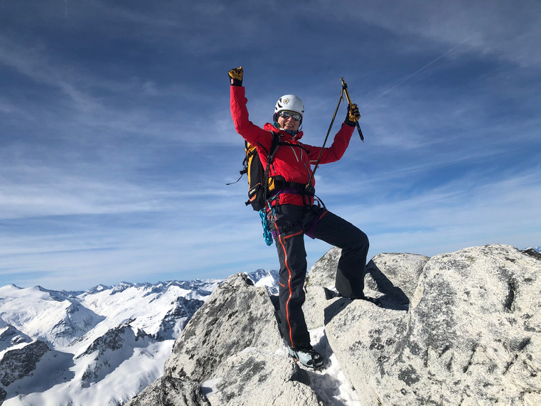 Summit of Granatspitze
