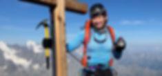 Gipfel Lagginhorn