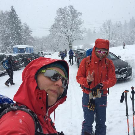 Die erste Skitour 2019