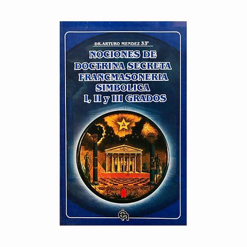 Nociones de Doctrina Secreta 1-2-3