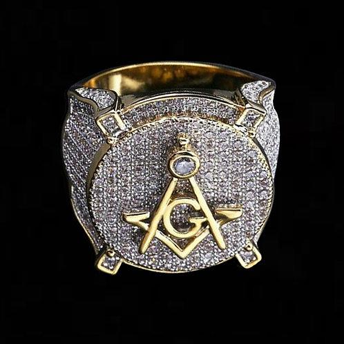 Anillo Masonico. IMPORTADO