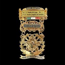 medallas masonicas
