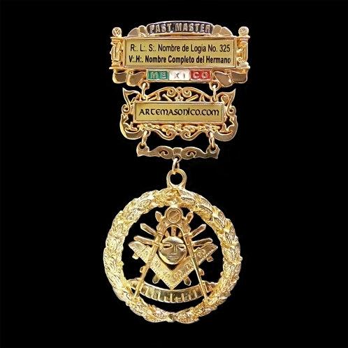 Medalla Past Master