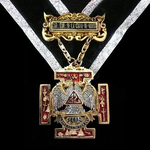 Medalla CCCH