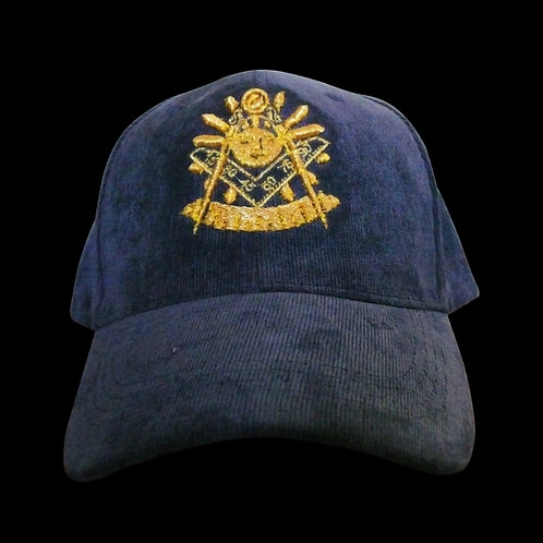 Gorra Masonica Past Master