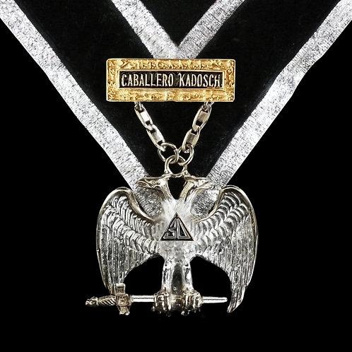 Medalla 30° Kadosch Premium