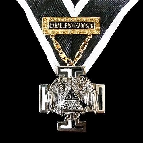 Medalla 30° Kadosch