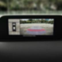 Mazda3 360 monitor