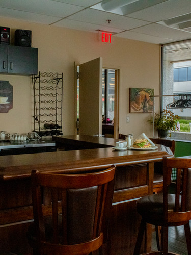 Back Dining Room Bar Area