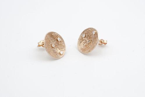 Weltenbummler-Ohrringe