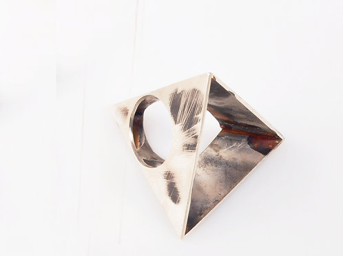 Triangel-Ring