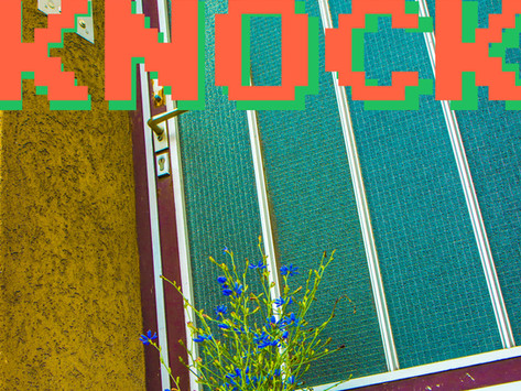 Knockknock Vol.1 by peaches´n´love-im Rahmen der Vienna Art Week