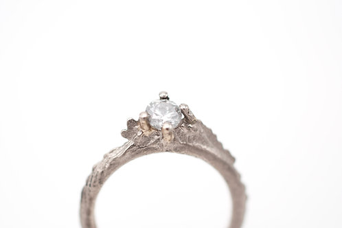 Ossa Sepia Ring - Diamant