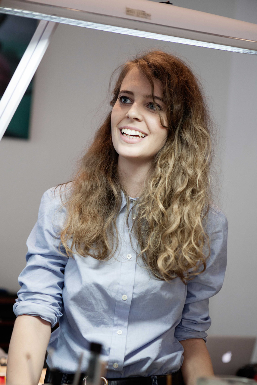 Portrait Elisabeth Habig, Foto Julian Mu