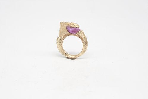 Ossa Sepia Ring - Rubin