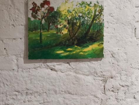 Neue Ausstellung zeigt Bilder von Antonio Ciravolo