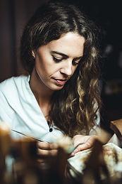 Portrait Elisabeth Habig, Foto Philipp H