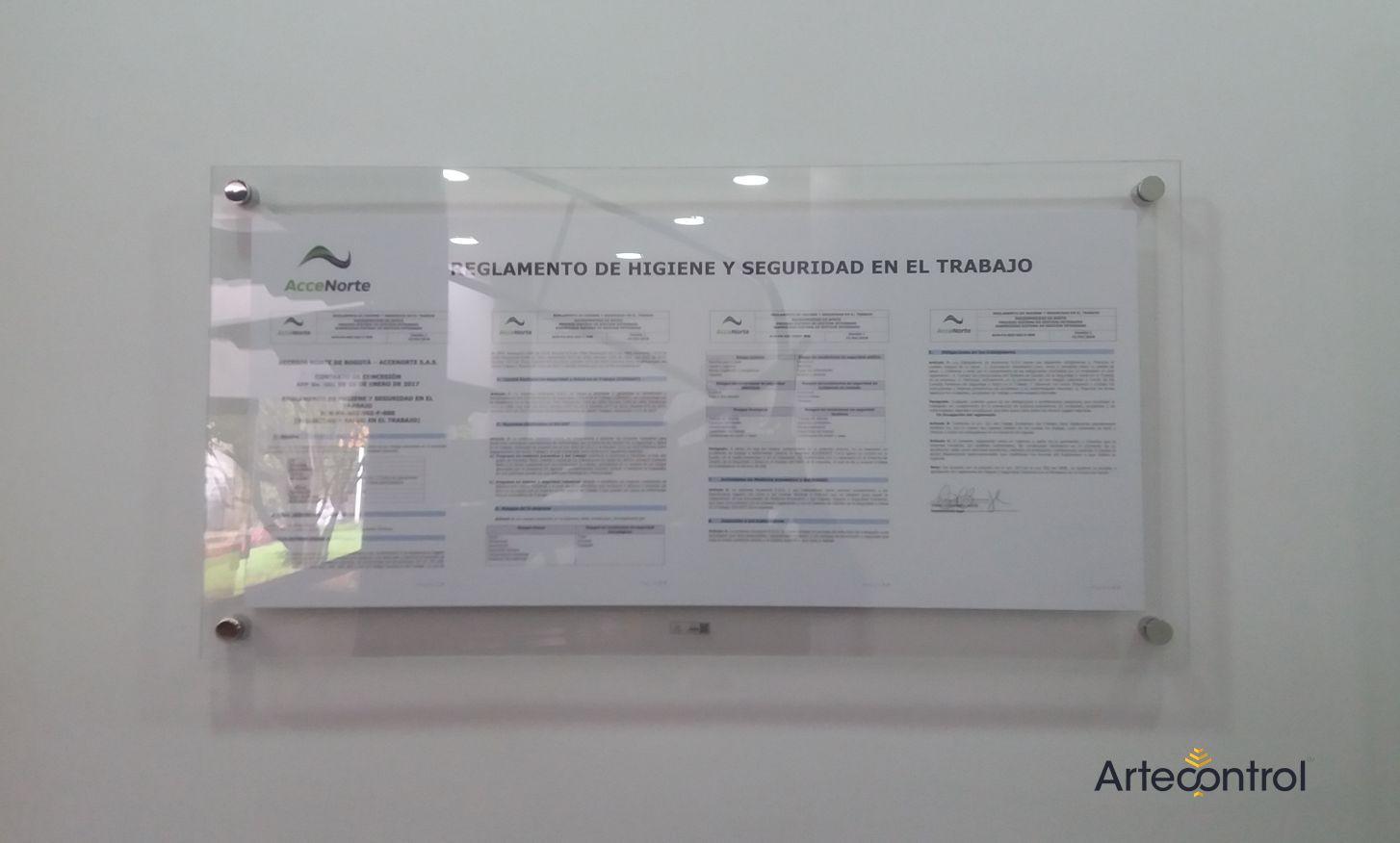REGLAMENTO DE HIGIENE Y SEGURIDAD EN EL
