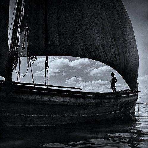 O pequeno marinheiro