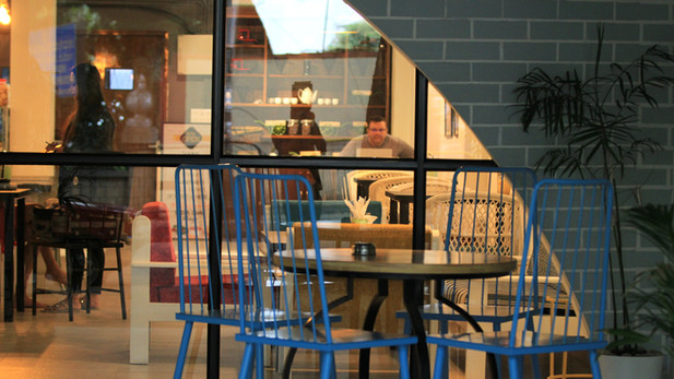 Cafe   India Chai