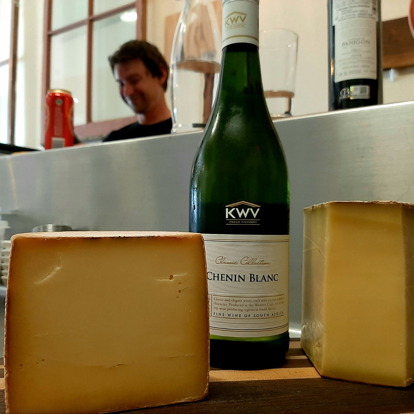 Tuesday Wine and Cheese Delivery! 6/23