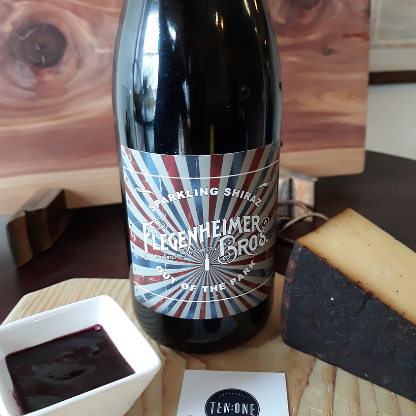 Friday Wine and Cheese Delivery 3/19