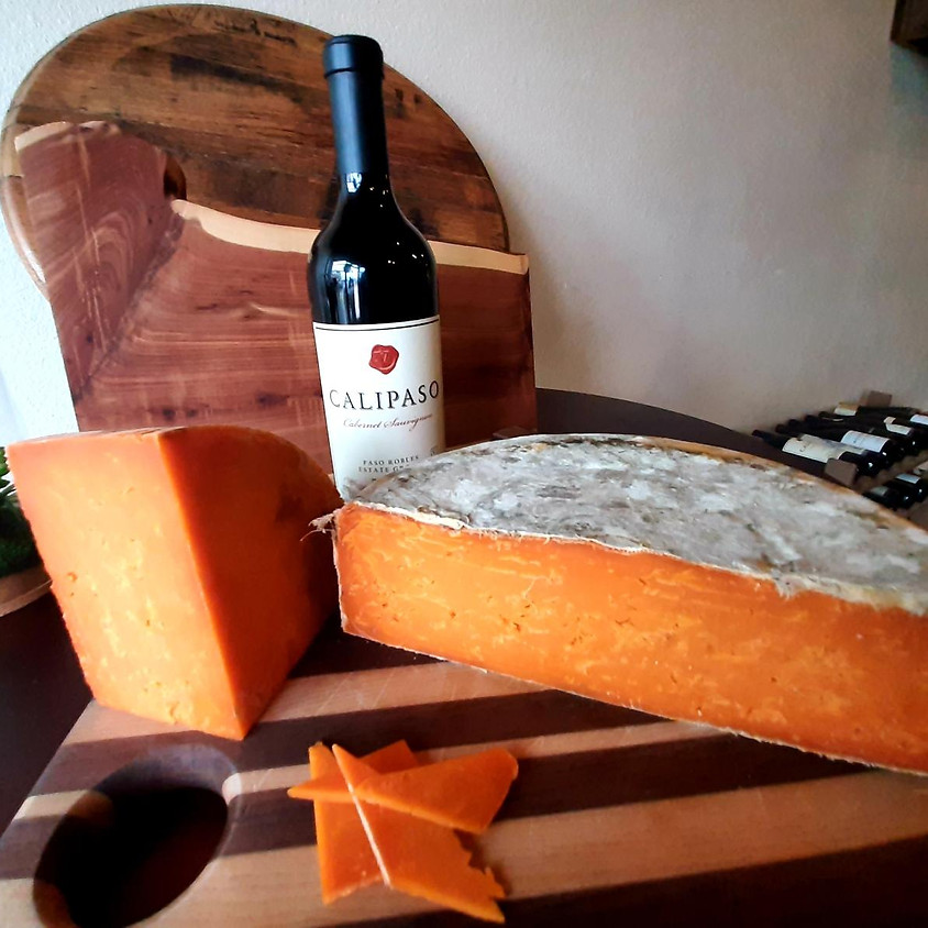 Friday Wine and Cheese Delivery 2/12