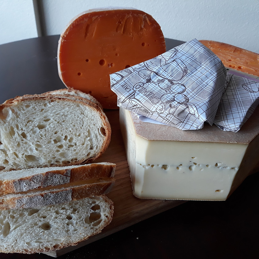 Cheese, Bread, and Meat Delivery! 4/30