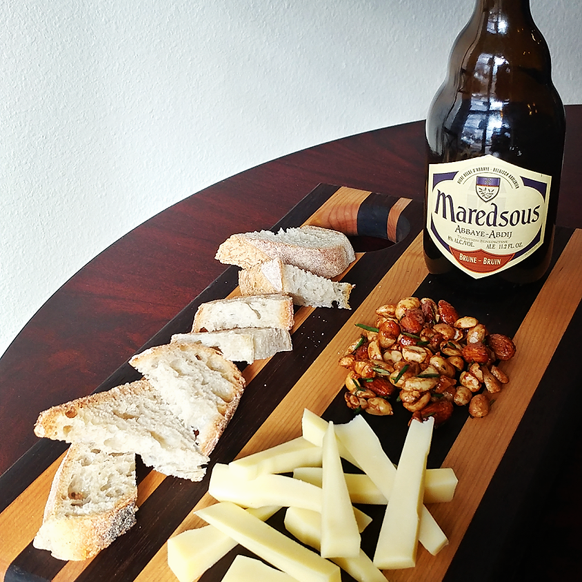 Beer and Cheese Pairing 2/10