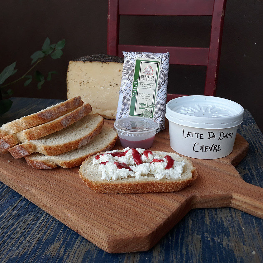 Cheese and Bread Delivery 5/23