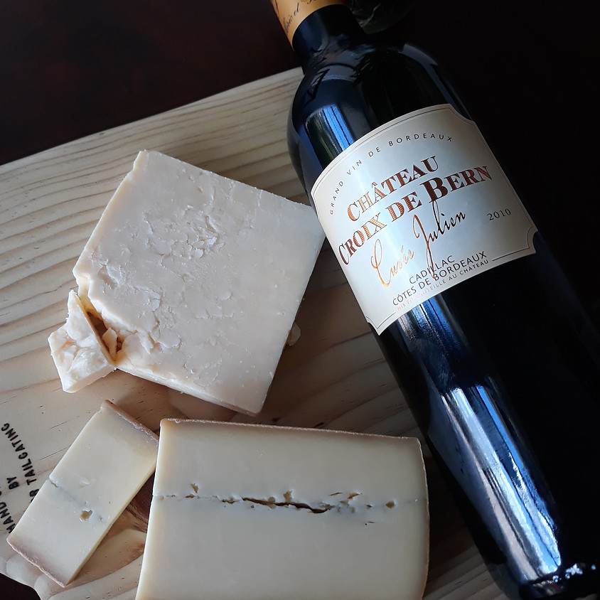 Thursday Wine and Cheese Delivery 9/16