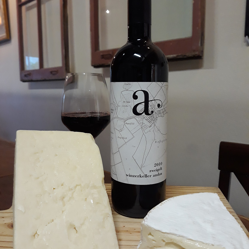 Thursday Wine and Cheese Delivery 8/19