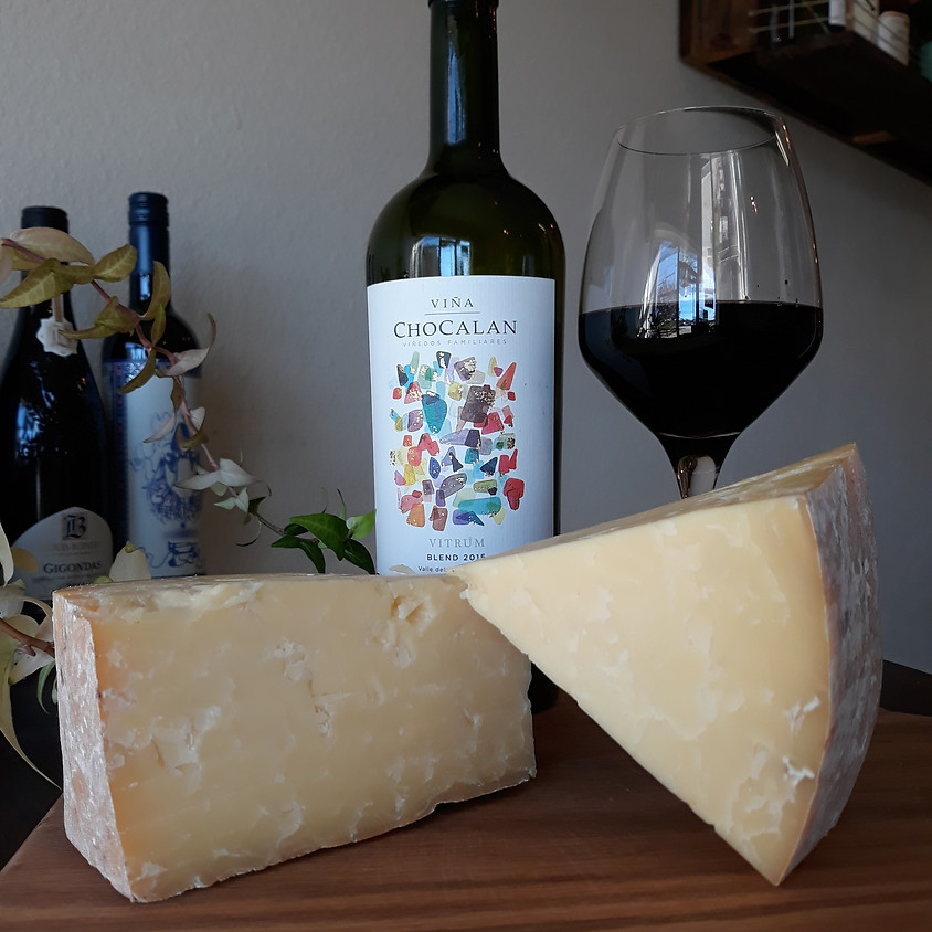 Friday Wine and Cheese Delivery for Virtual Tasting Saturday 12/19