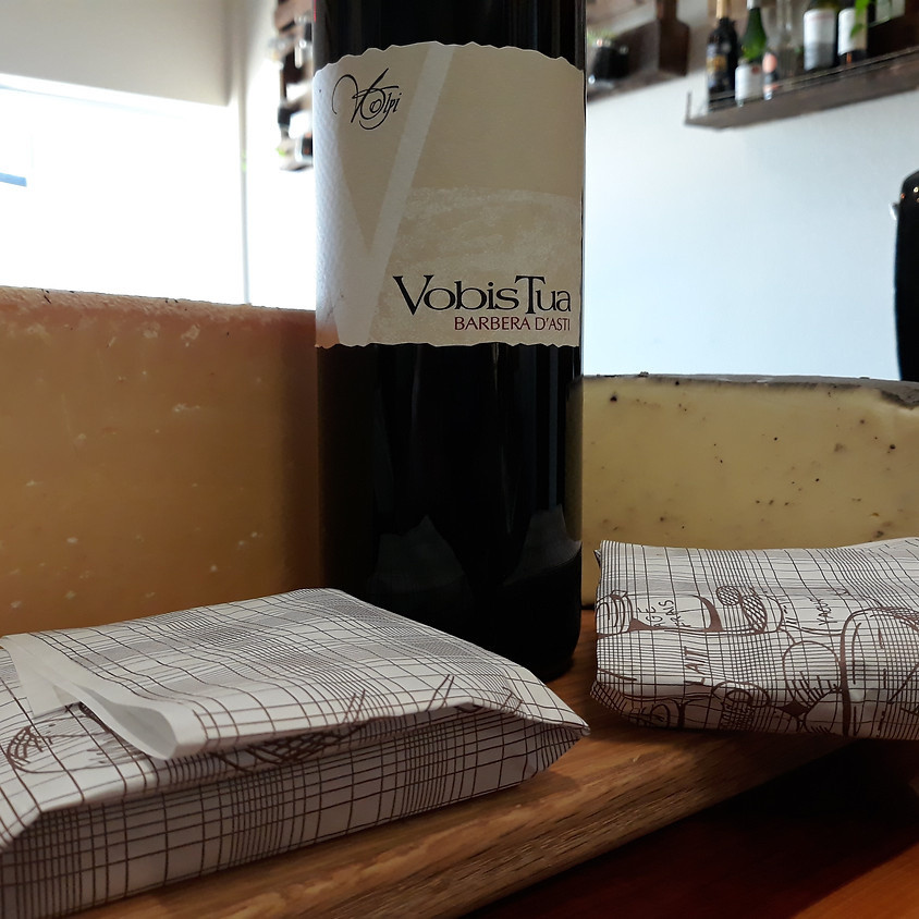 Italian Wine and Cheese Delivery 6/19