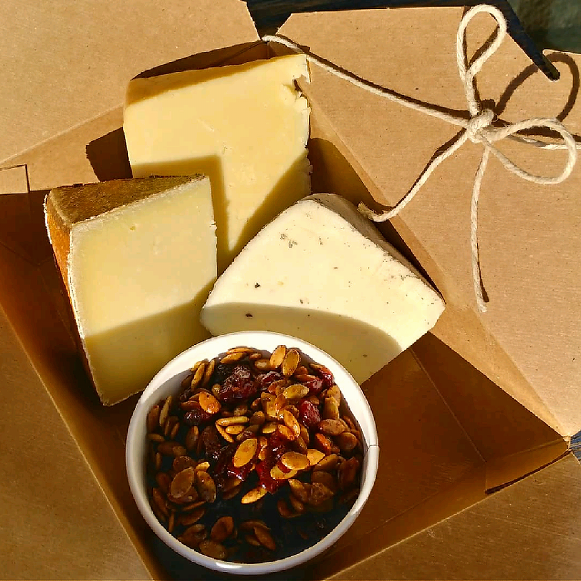 Thanksgiving Cheese Box | SOLD OUT!