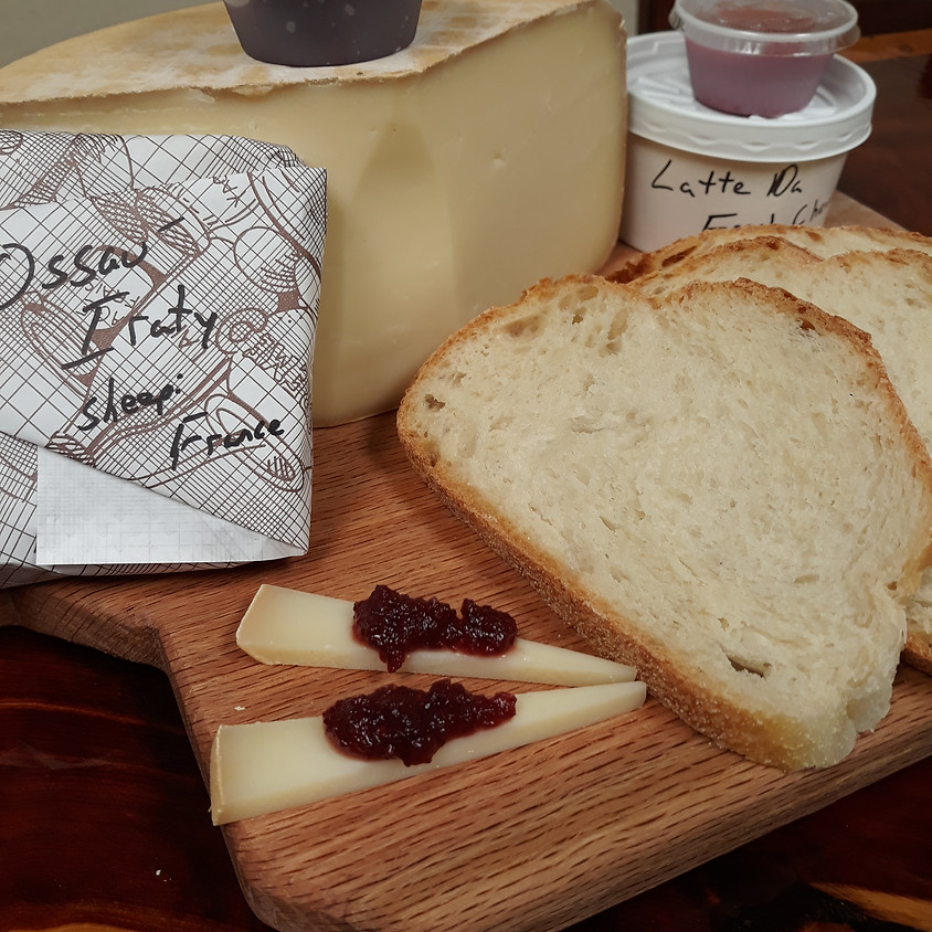 Cheese and Bread Delivery 5/27