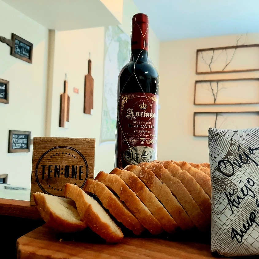 Cheese, Bread, and Wine Delivery 5/6