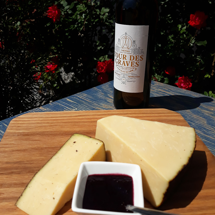 Friday Wine and Cheese Delivery 4/23