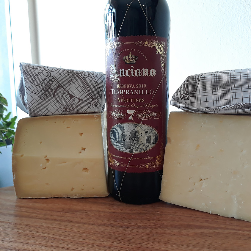 Wine and Cheese Delivery 6/5