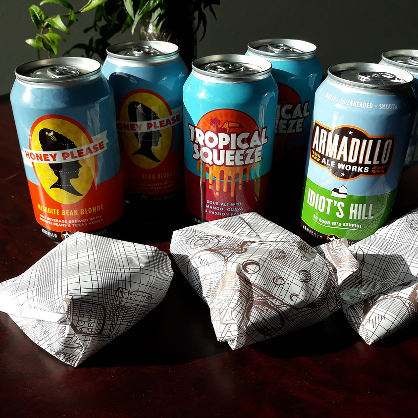Beer and Cheese Pairing- Delivery!! Saturday 5/9