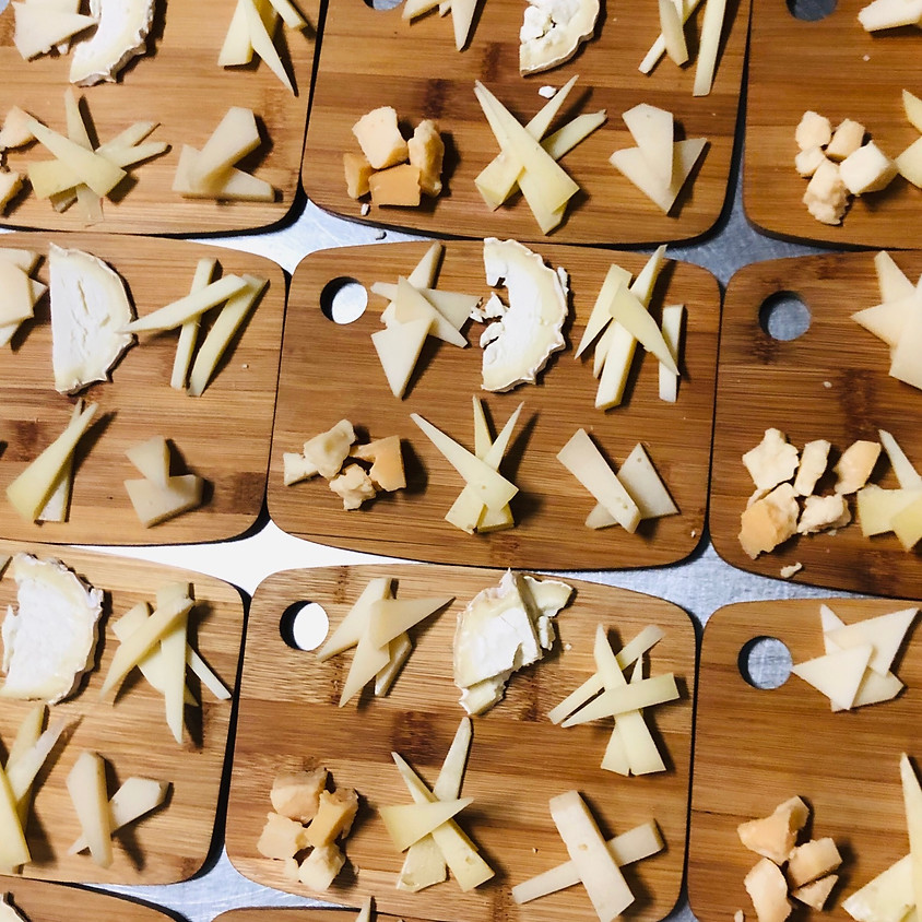 Virtual Cheese Class Friday the 10th