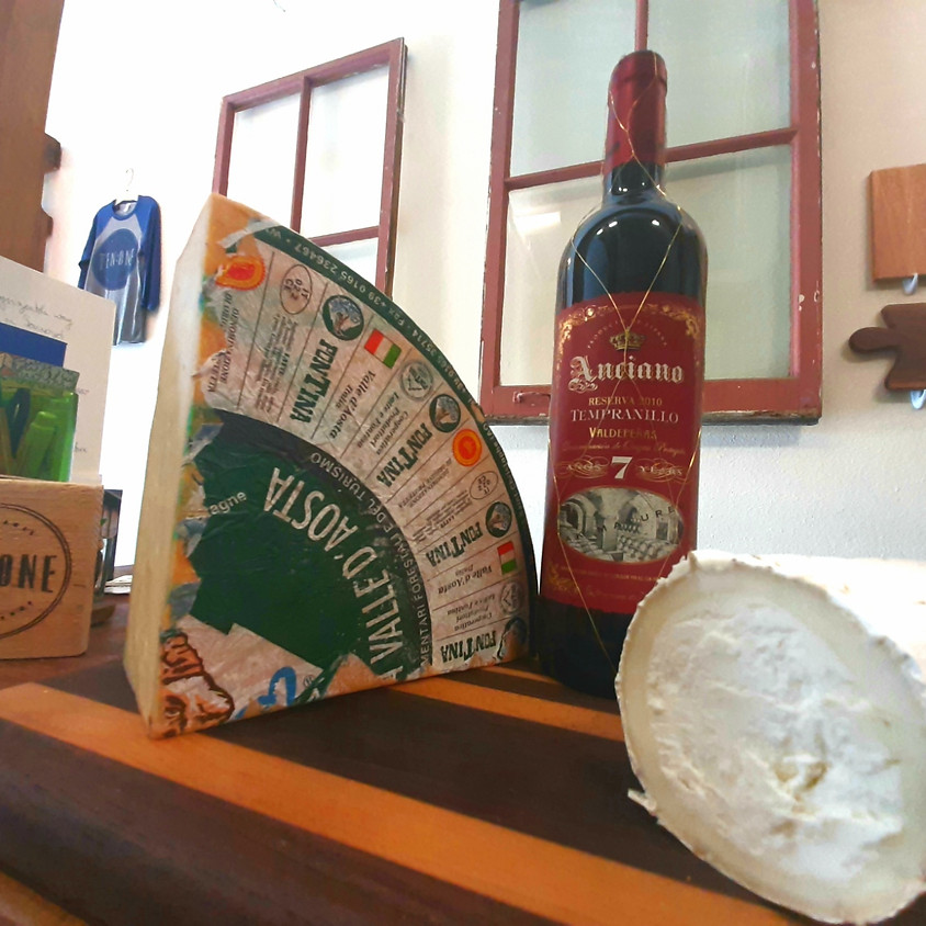 Wine and Cheese Delivery 5/16