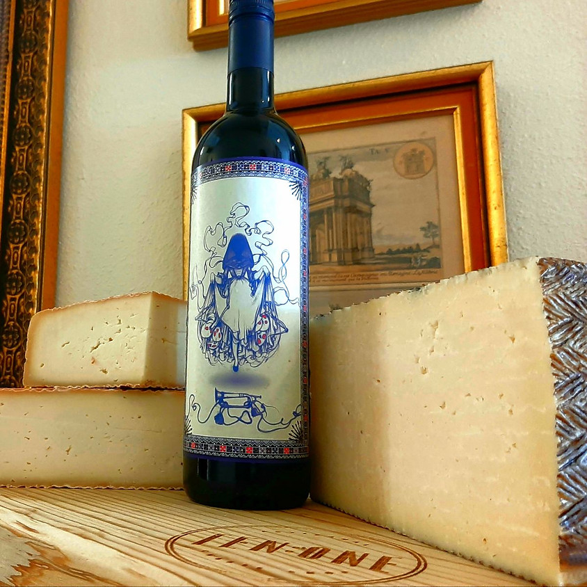 Red Wine and Cheese Delivery 6/6