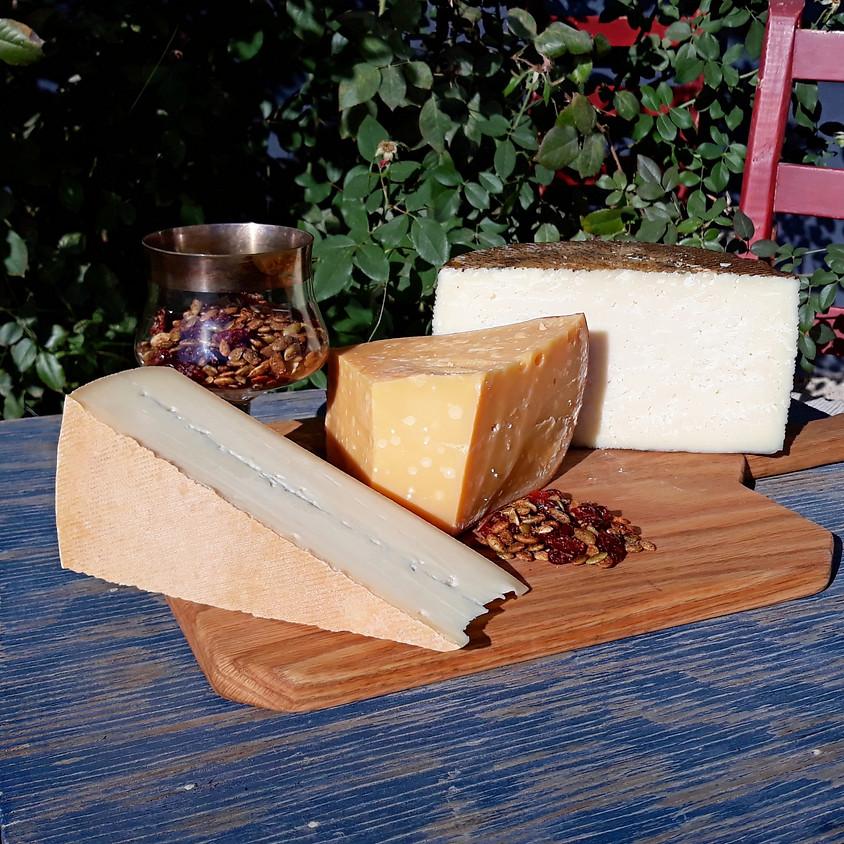 Thanksgiving Cheese Set