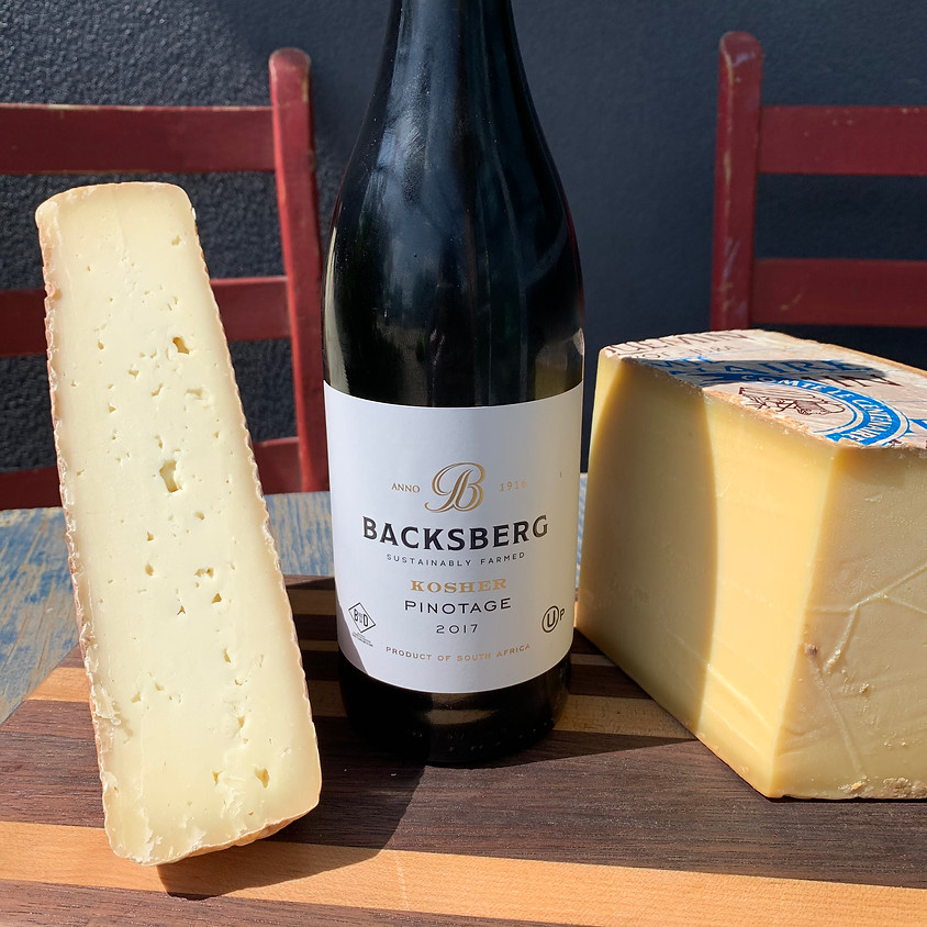 Thursday Wine and Cheese Delivery! 7/9