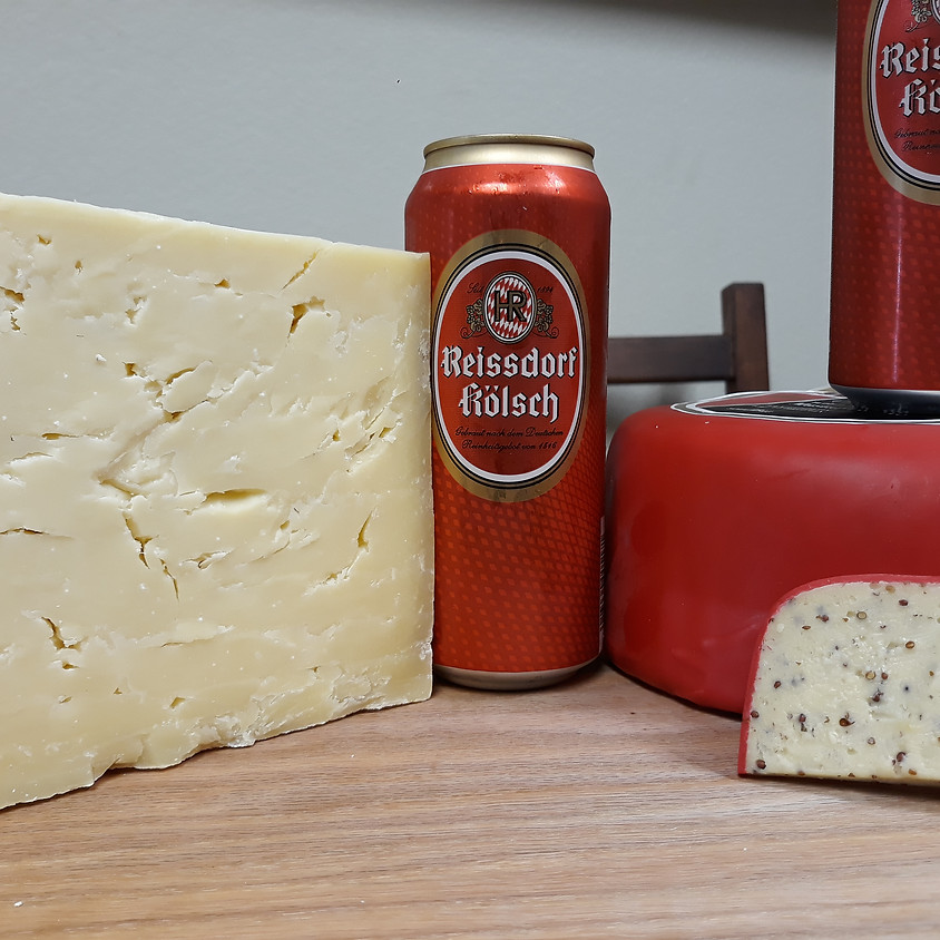Beer and Cheese Delivery 6/4