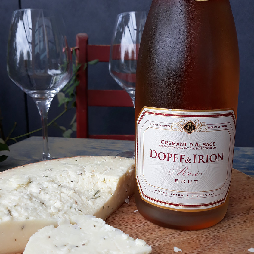 Thursday Wine and Cheese Delivery for Virtual Tasting Friday 9/4