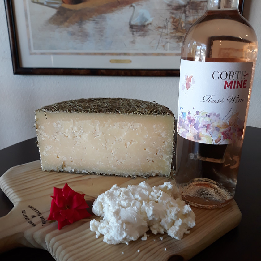 Thursday Wine and Cheese Delivery 8/26