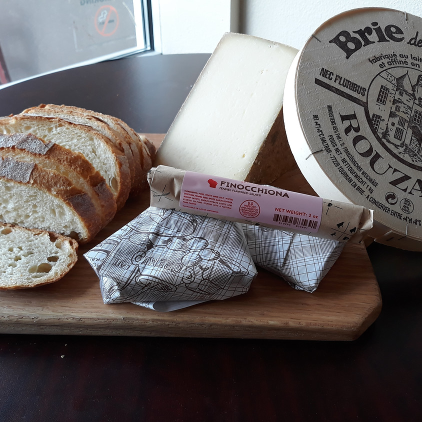 Cheese, Bread, and Meat Delivery! 4/29